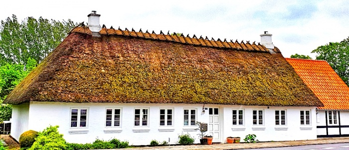 Denmark's thatch cottages, Denmark