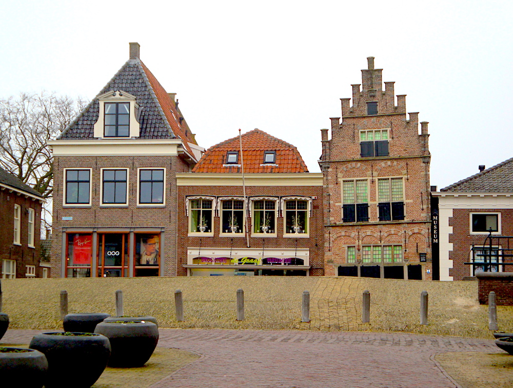 Edam houses