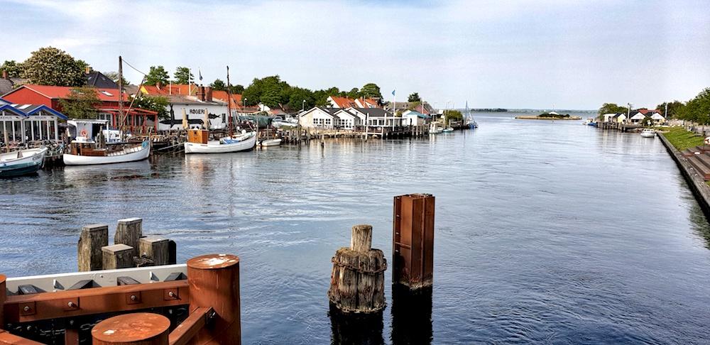 Enø river view
