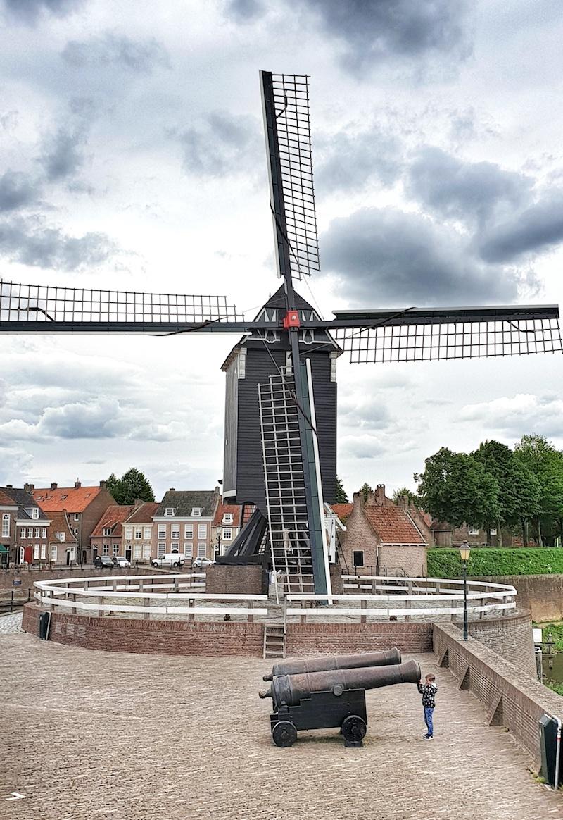 Heusden windmill