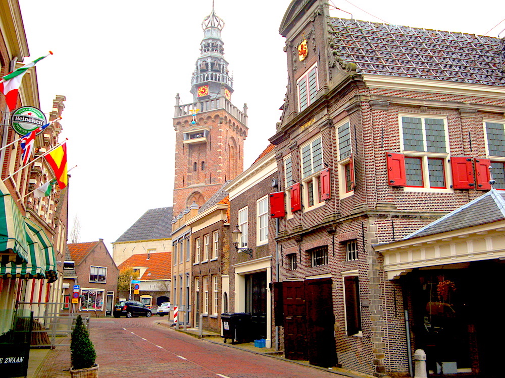 Monnickendam church