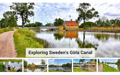 Exploring Sweden's Göta Canal