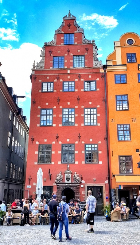 House of Ribbling Stockholm, Sweden