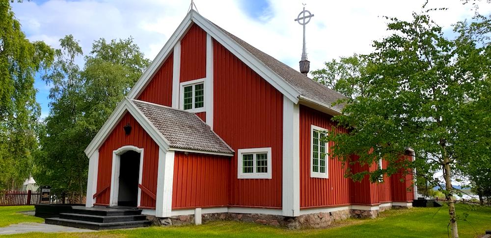 Jukkasjärvi Sami Church
