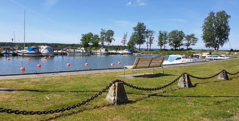 Lake Vättern, Sjötorp, Gota Canal, Sweden