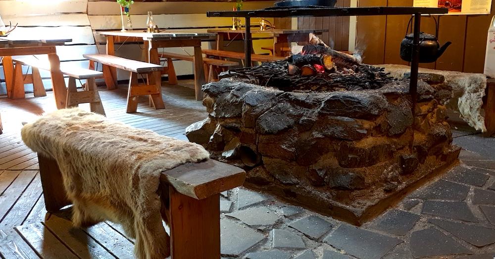 Sami Restaurant Jukkasjarvi