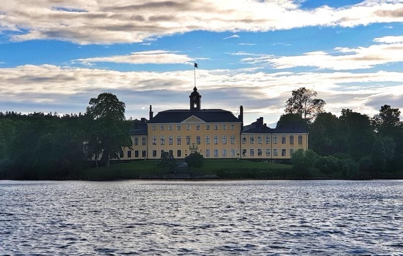 Ulriksdal Castle, Sweden