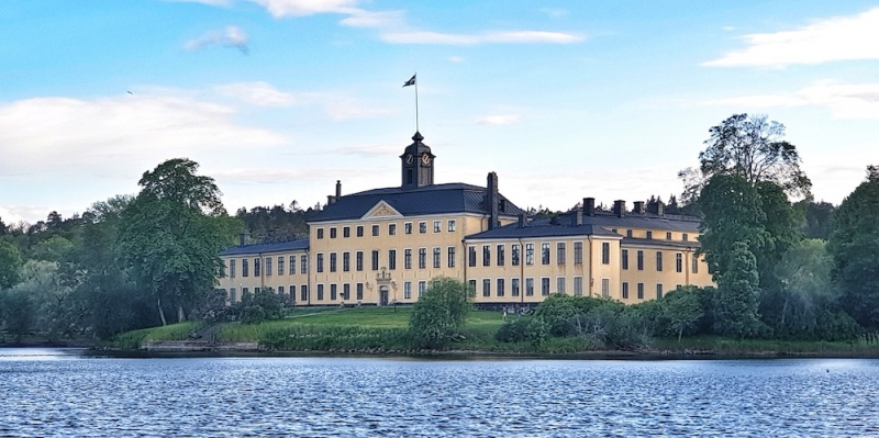 Ulriksdal Castle grounds, Sweden