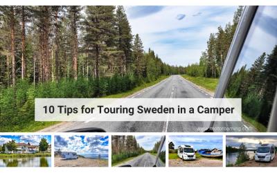 10 Tips for Touring Sweden in a Camper