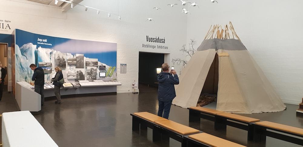 Ajtte museum Jokkmokk, Sweden