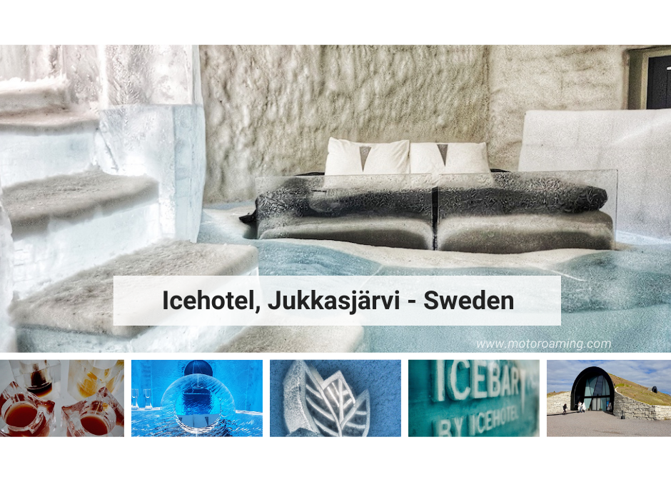 Icehotel, Sweden – where nature and art fuse