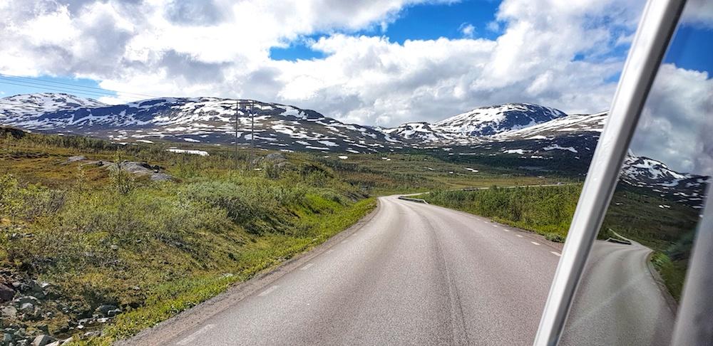 E10 border Sweden