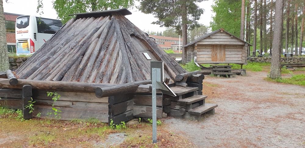 Jokkmokk museum, Sweden