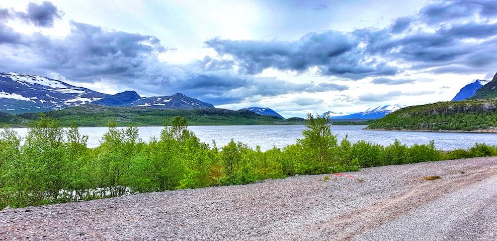 Laponia UNESCO overnight stop, Sweden