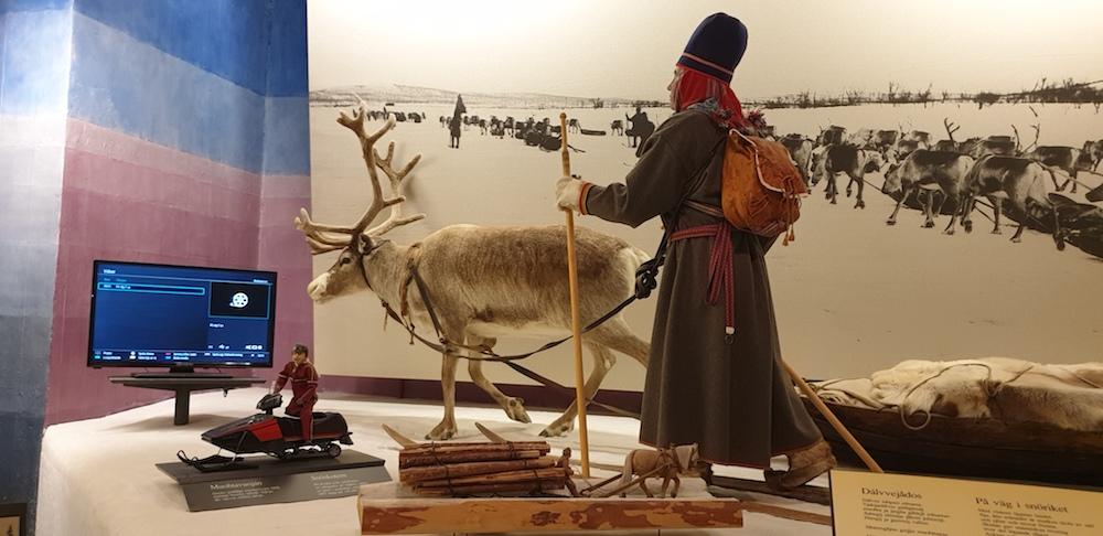 Sami Jokkmokk museum, Sweden