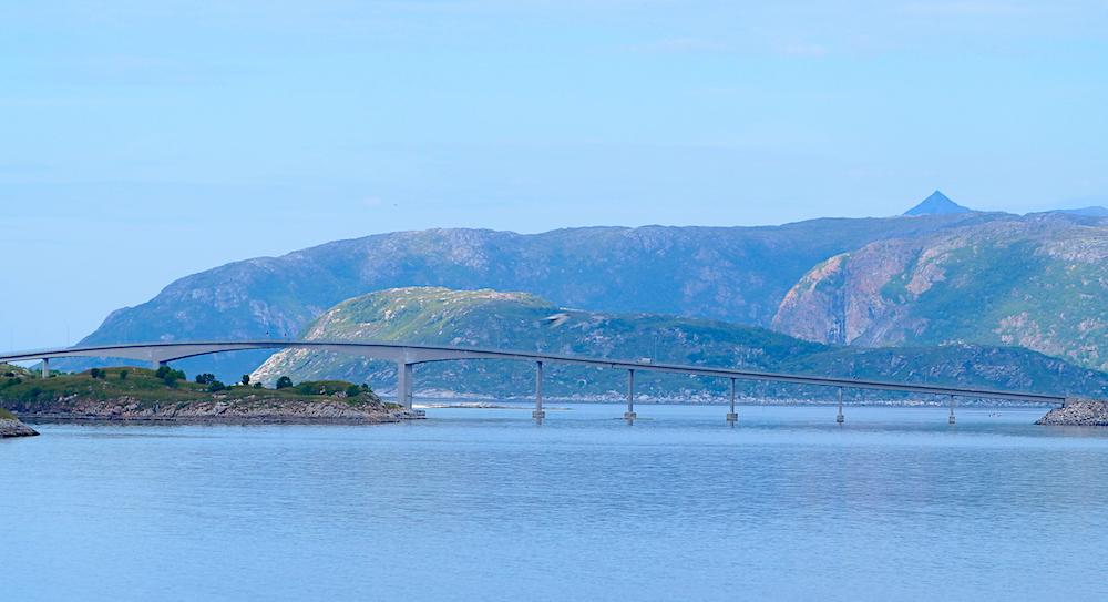 Bensholmen Bridge, Tromso