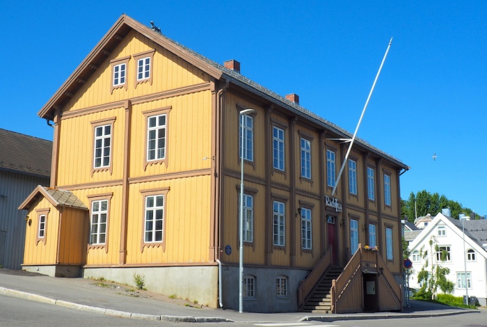Tromso old Town Hall, Norway