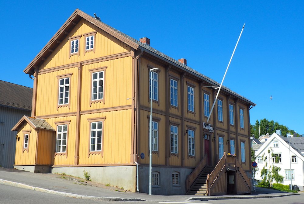 Tromso old Town Hall