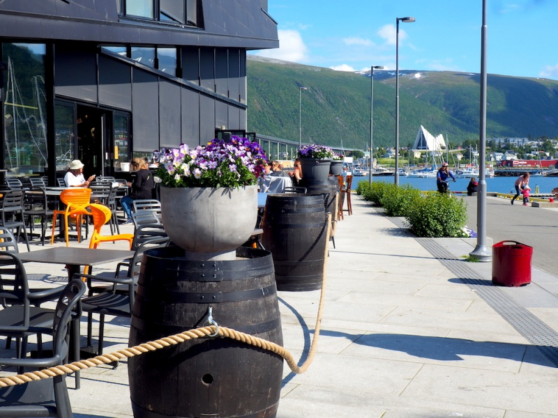 Cafe Culture Tromsø, Norway