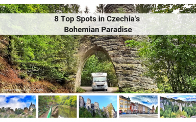 8 Top Spots in Czechia's Bohemian Paradise
