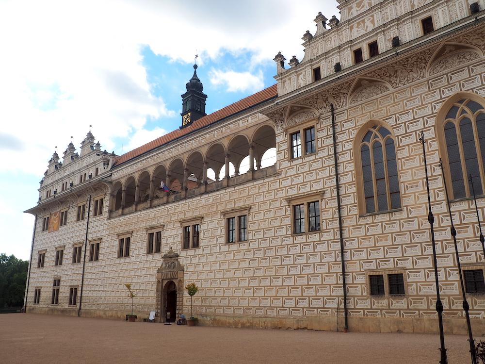 Litomysl Chateau