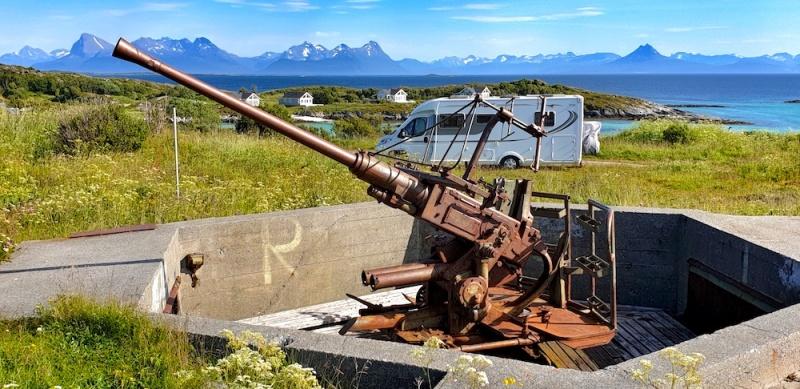 Scoobie Skrolsvik Senja wild spot, Senja, Norway