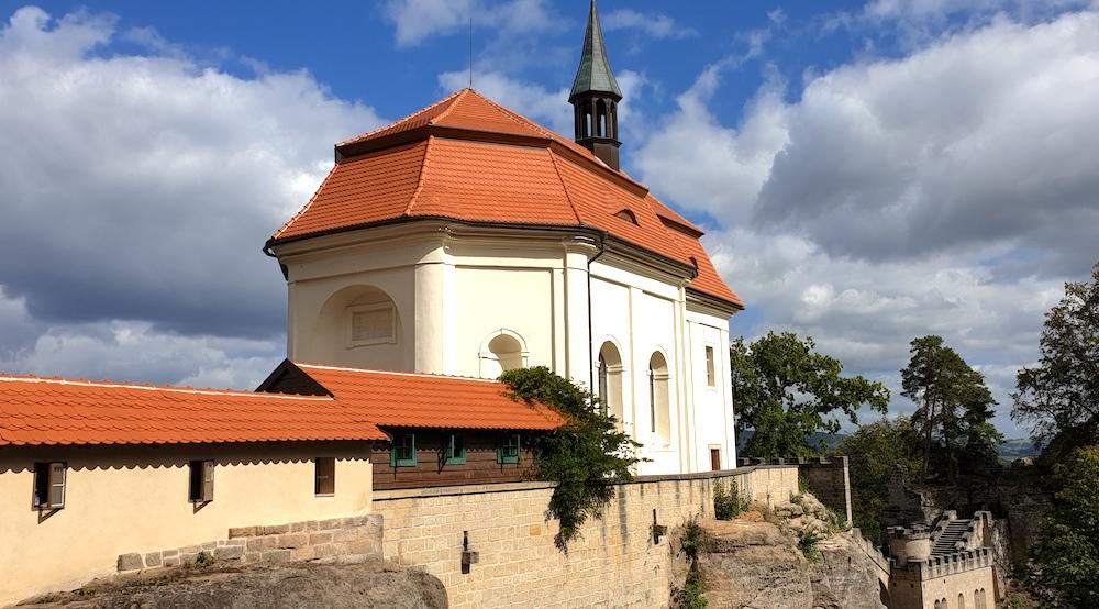 Valdstejn Castle Chapel