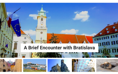 A brief encounter with Bratislava