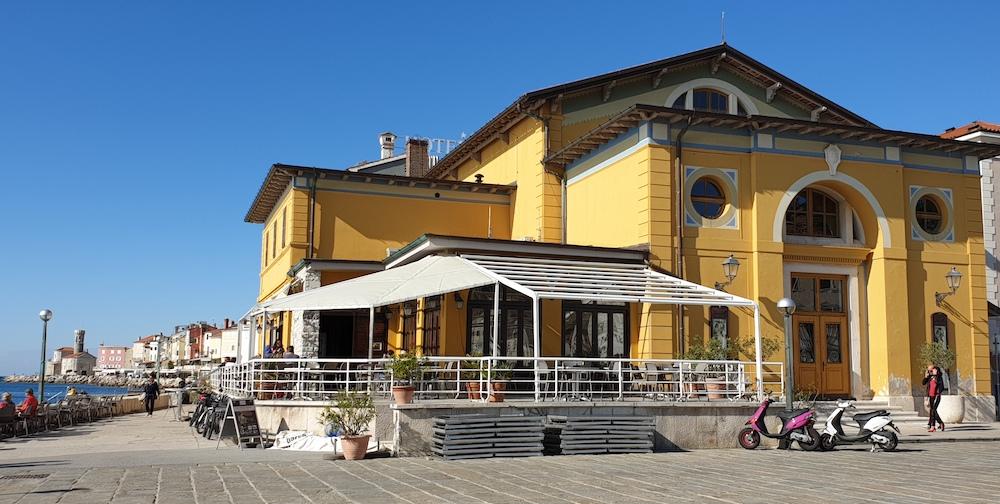 Caffe teater Piran