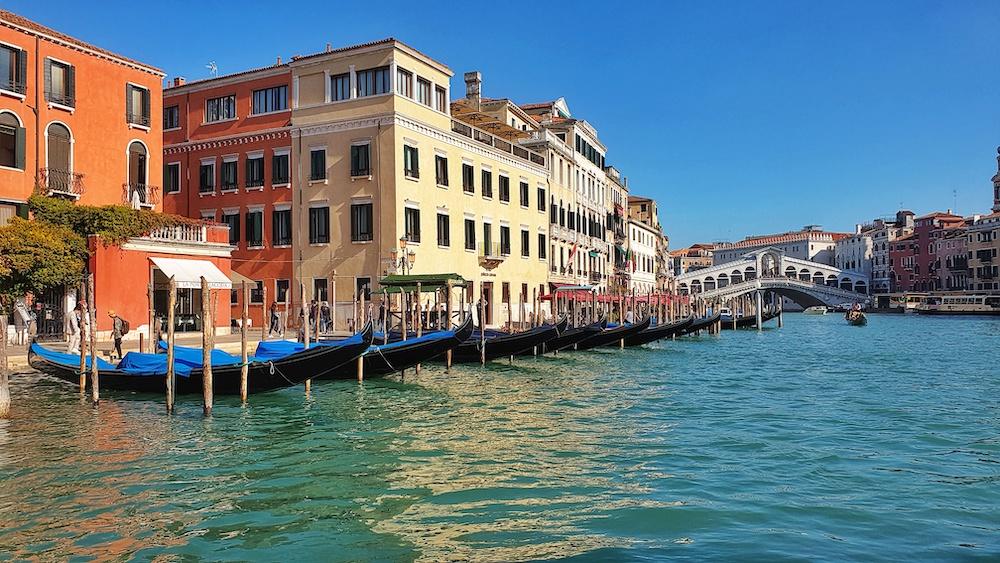 Iconic Rialto Venice
