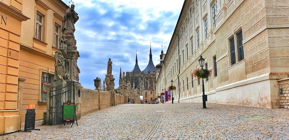 Kutna Hora Gothic Church