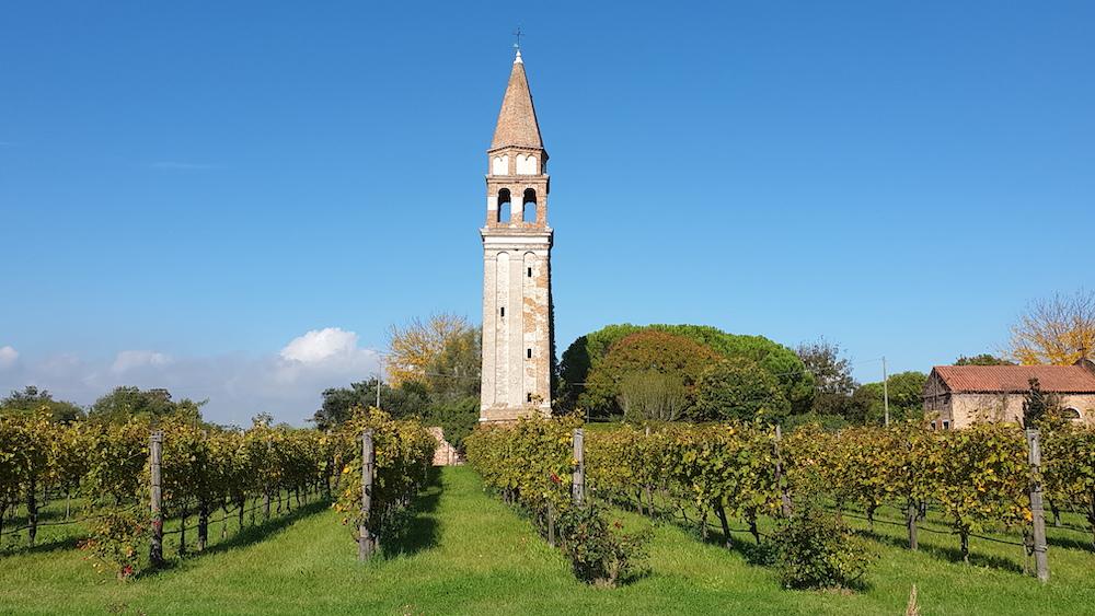 Mazzarbo tower Venice