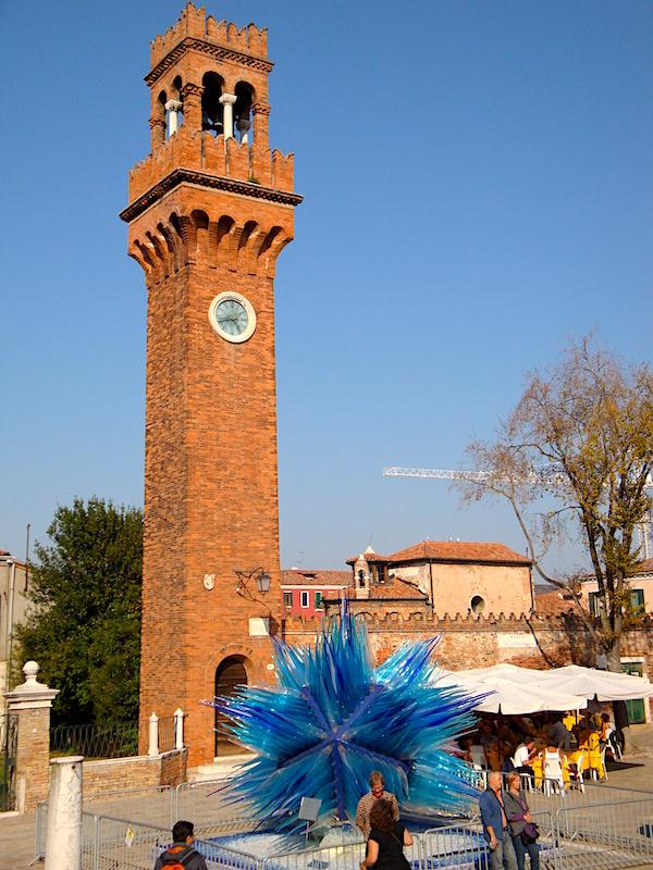 Murano tower