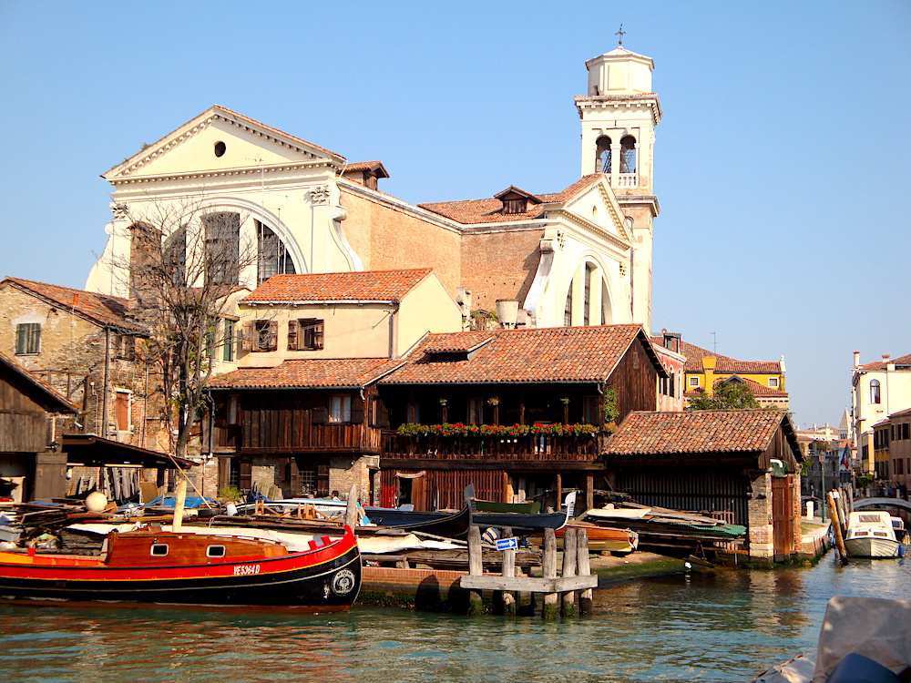 Off the beaten track Venice