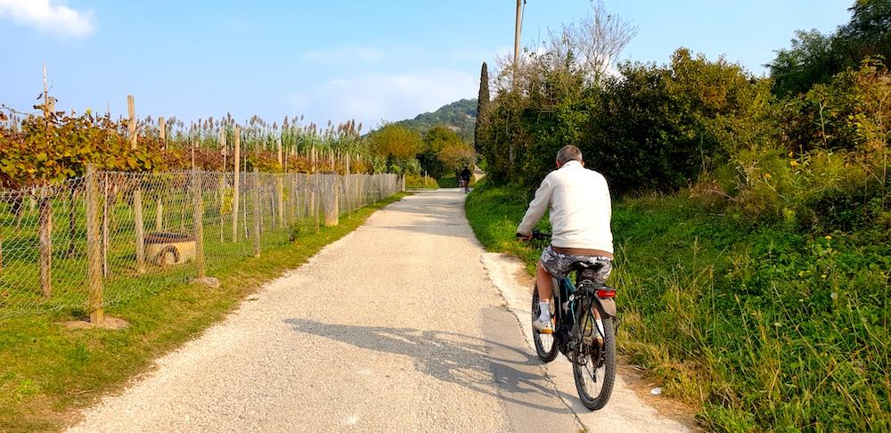 Parenzana track Izola