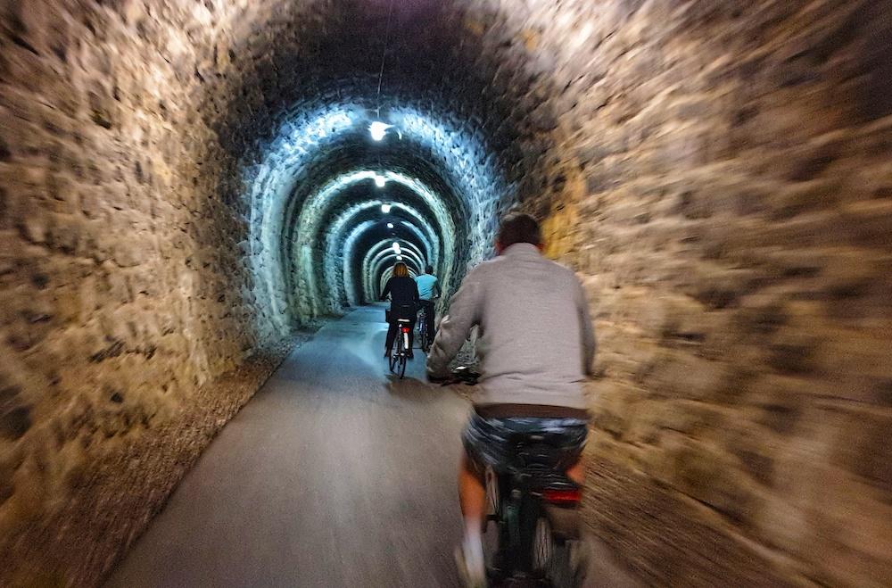 Parenzana tunnel