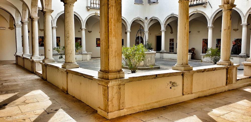 Piran monastery