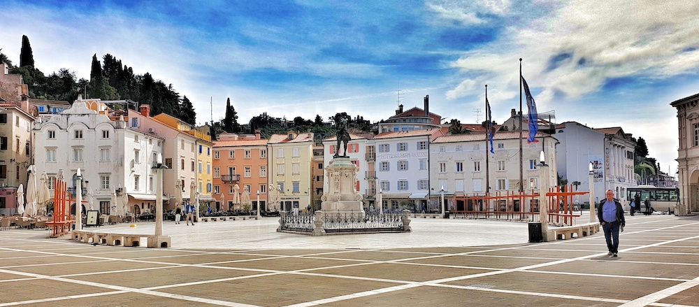 Piran's Tartini square
