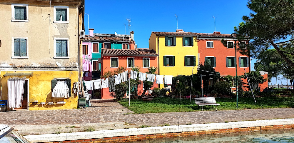 Real Life Burano Venice
