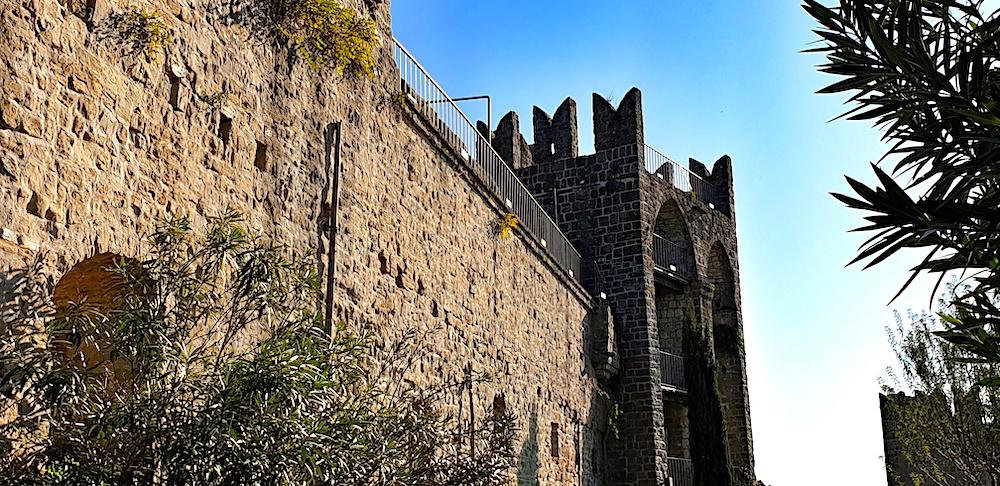 Town Walls Piran