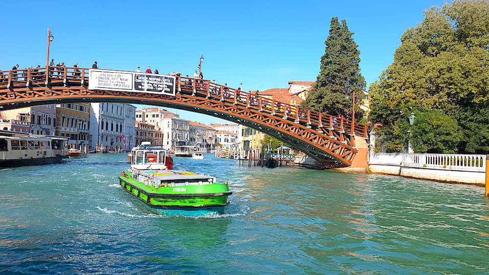Venice Academia water