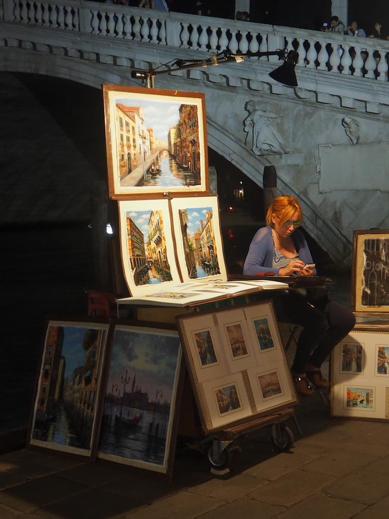Venice artist