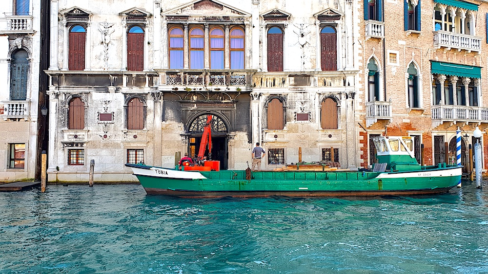 Venice restoration