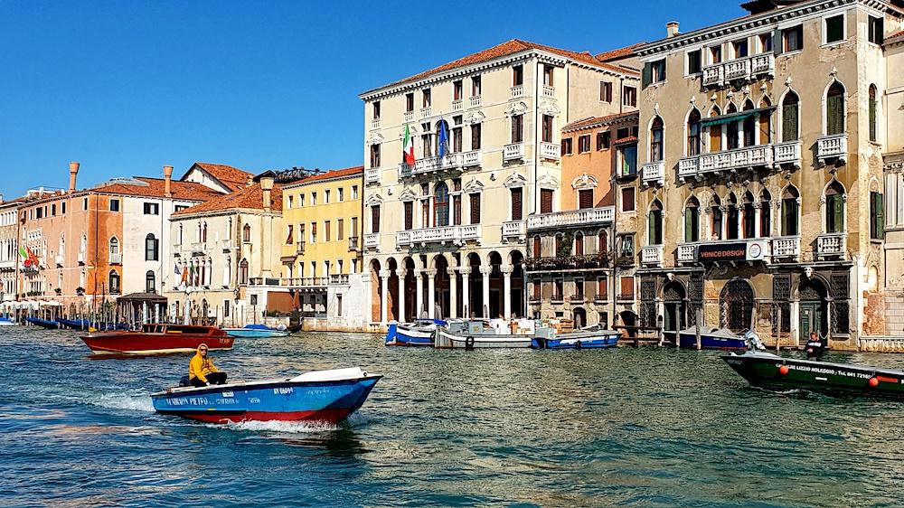 Venice watercraft