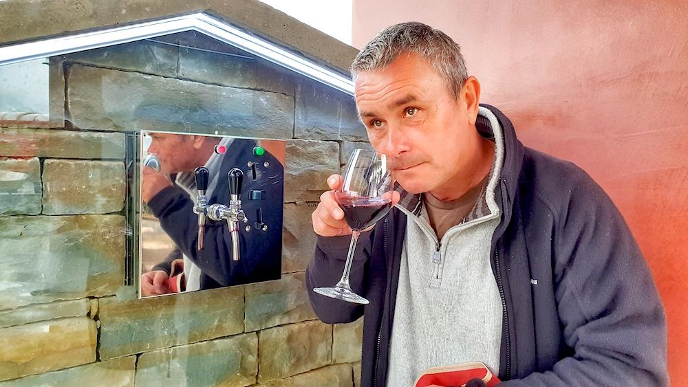 Wine tasting Marezige