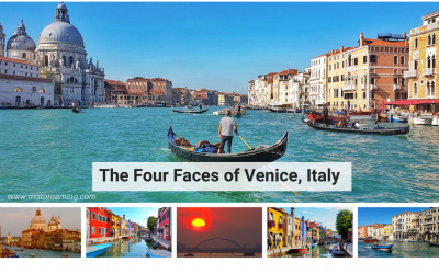 The Four Faces of Venice