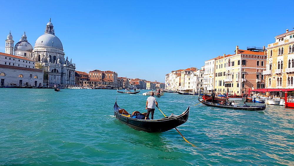 iconic Venice