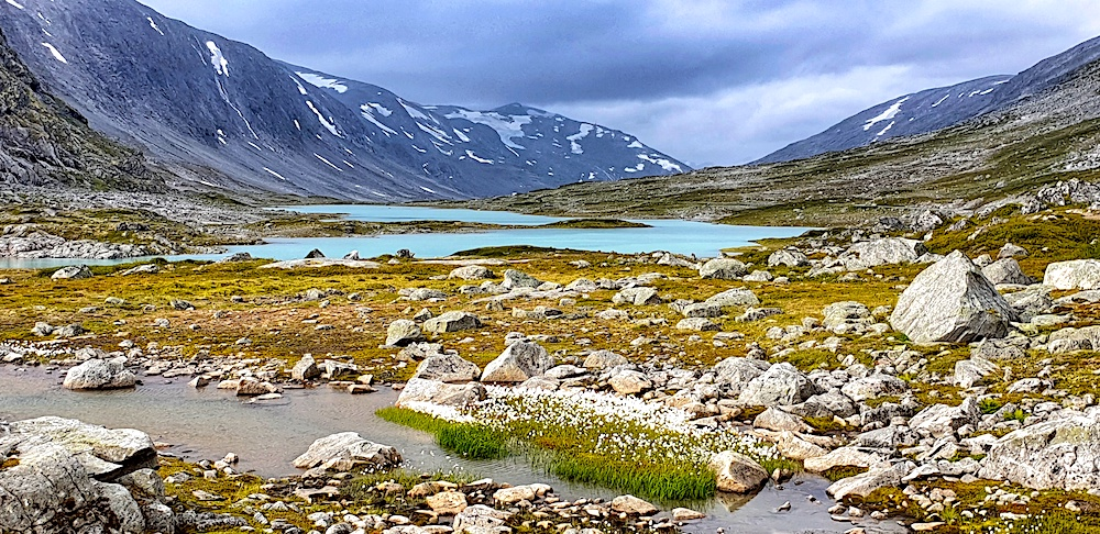 Gamle Strynefjellvagen road