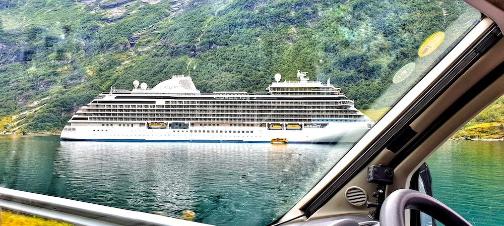 Geiranger ferry