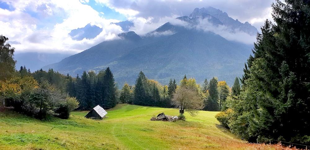 Julian Alps Kranjska